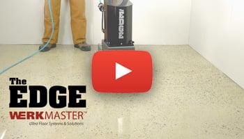 WerkMaster The Edge - How to polish concrete